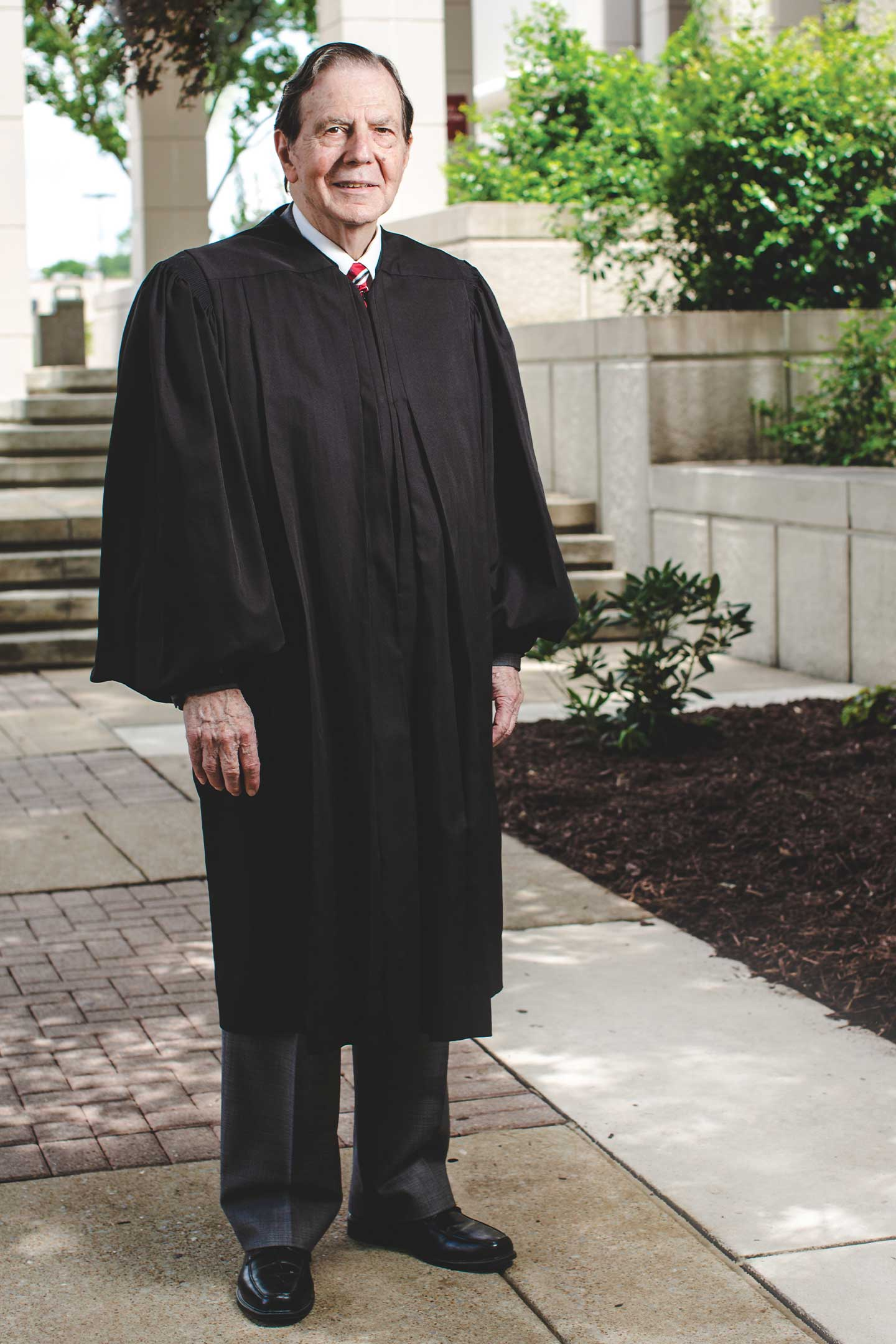 Honorable Clarence Shattuck Former General Sessions Court Judge chattanooga businessman