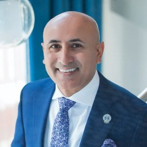 Mitch Patel President & CEO, Vision Hospitality Group, Inc. chattanooga businessman