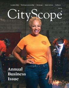 CityScope Annual Business Issue 2020 Cover