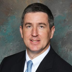 Jay Dale, Market President, First Horizon Bank