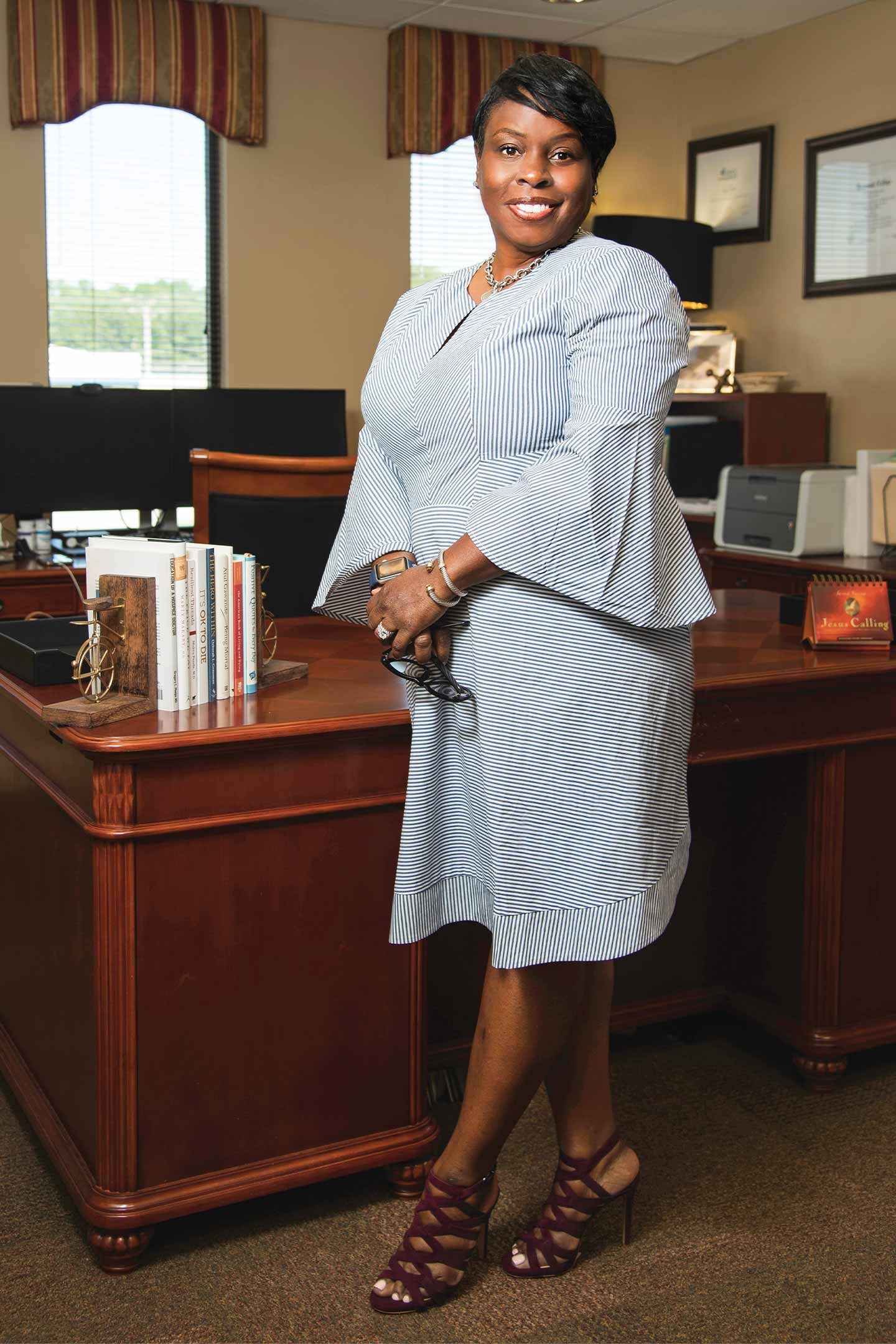 Tracy Wood President & CEO Hospice of Chattanooga, Alleo Health System