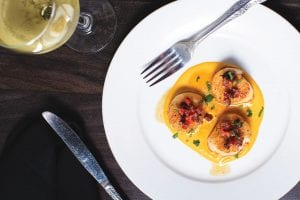 Sautéed Sea Scallops ­from Public House