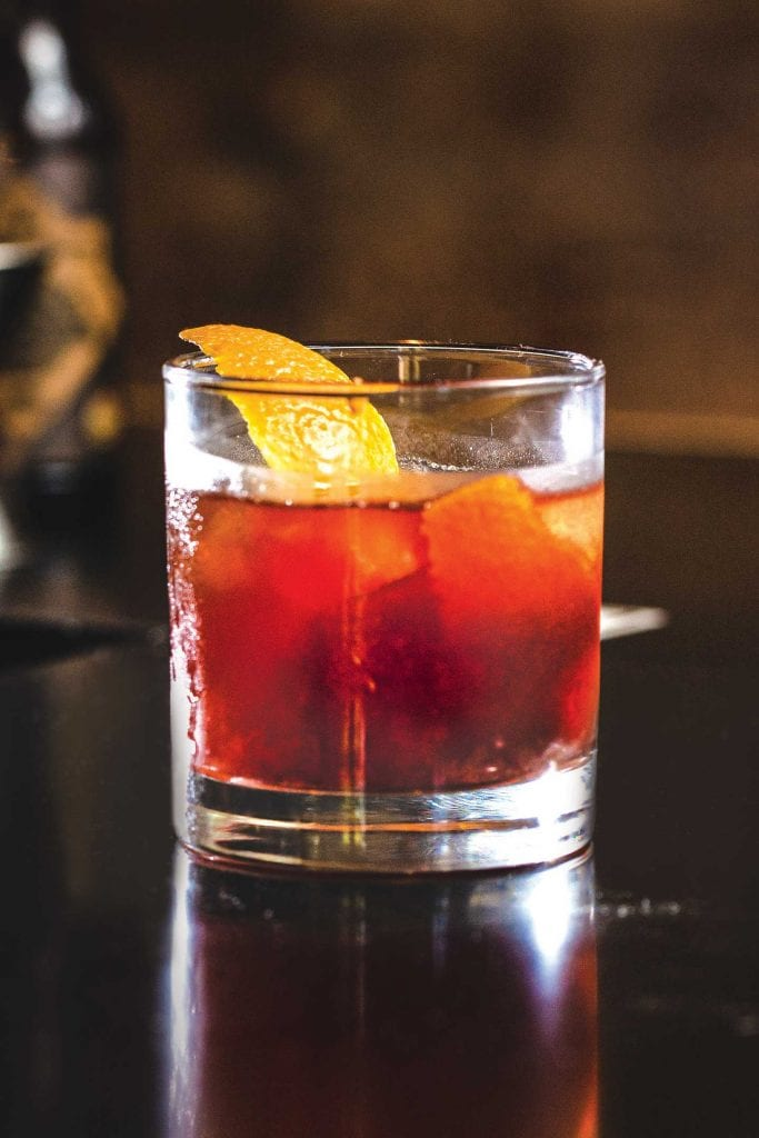 old fashioned from urban stack