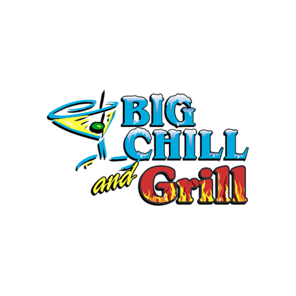 The Big Chill and Grill Logo