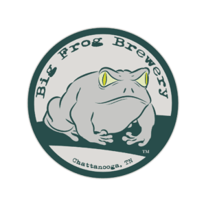 Big Frog Brewing Co. Logo