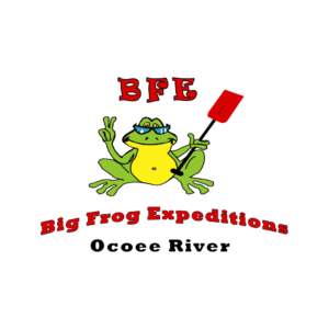 Big Frog Expeditions Logo