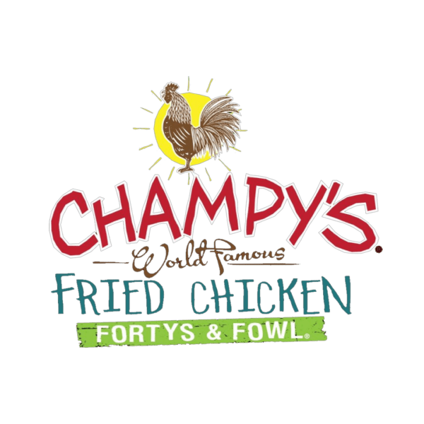 Champy's World Famous Fried Chicken Logo
