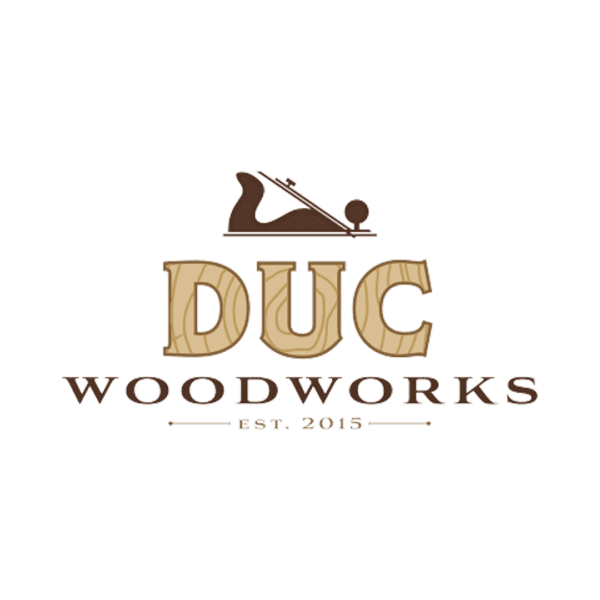 DUC Woodworks logo