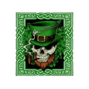 The Leapin' Leprechaun Logo