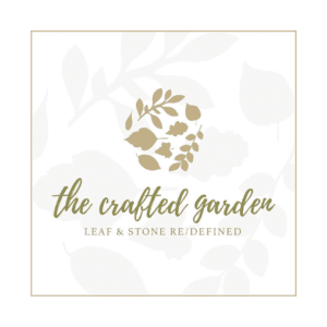 The Crafted Garden logo