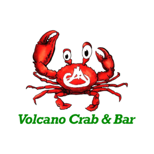 Volcano Crab & Bar Logo