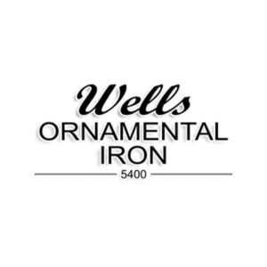 Wells Ornamental Iron Logo