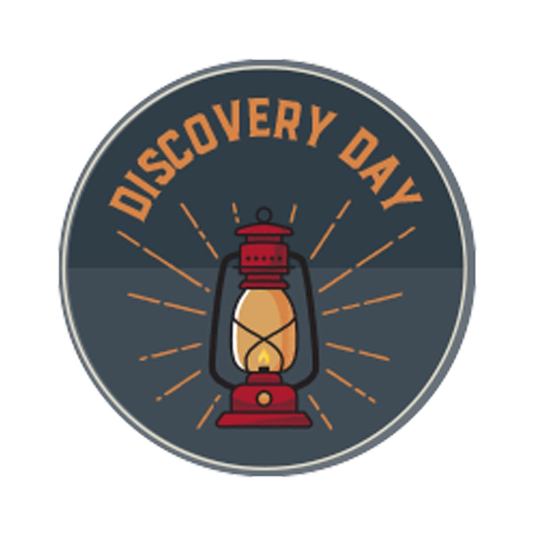 Ruby Falls Discovery Day logo