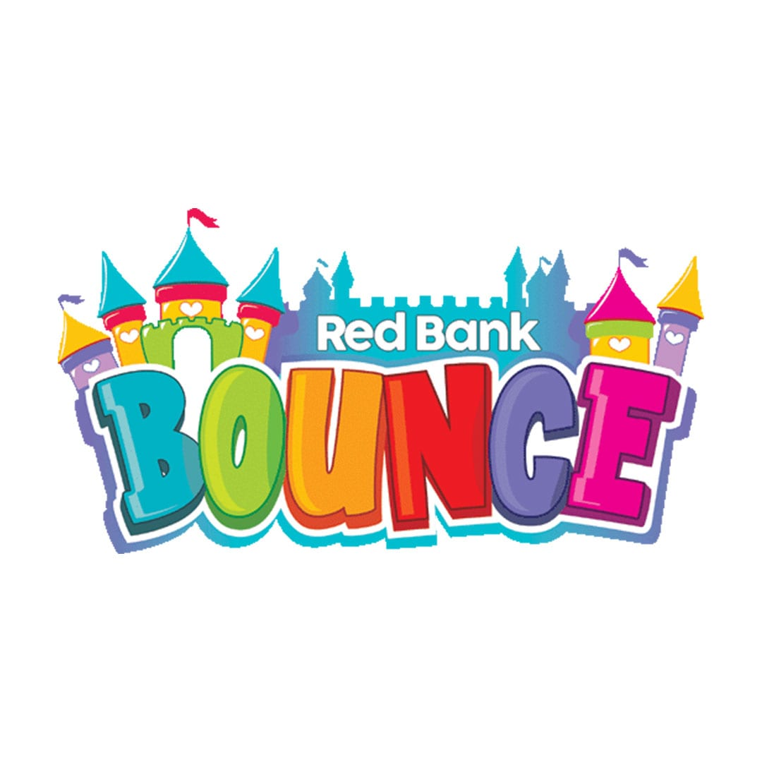 Red Bank Bounce Logo