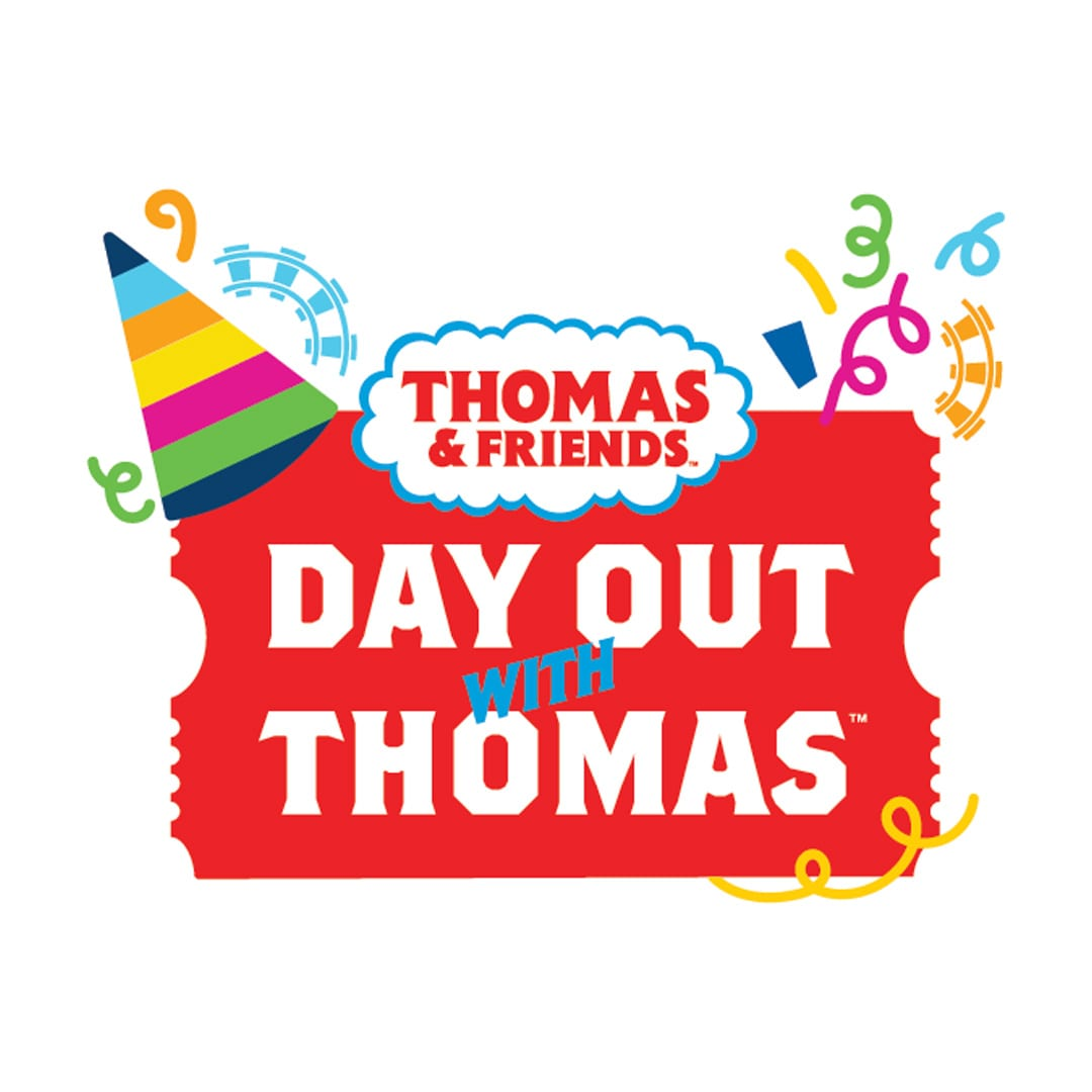 Day Out With Thomas Logo