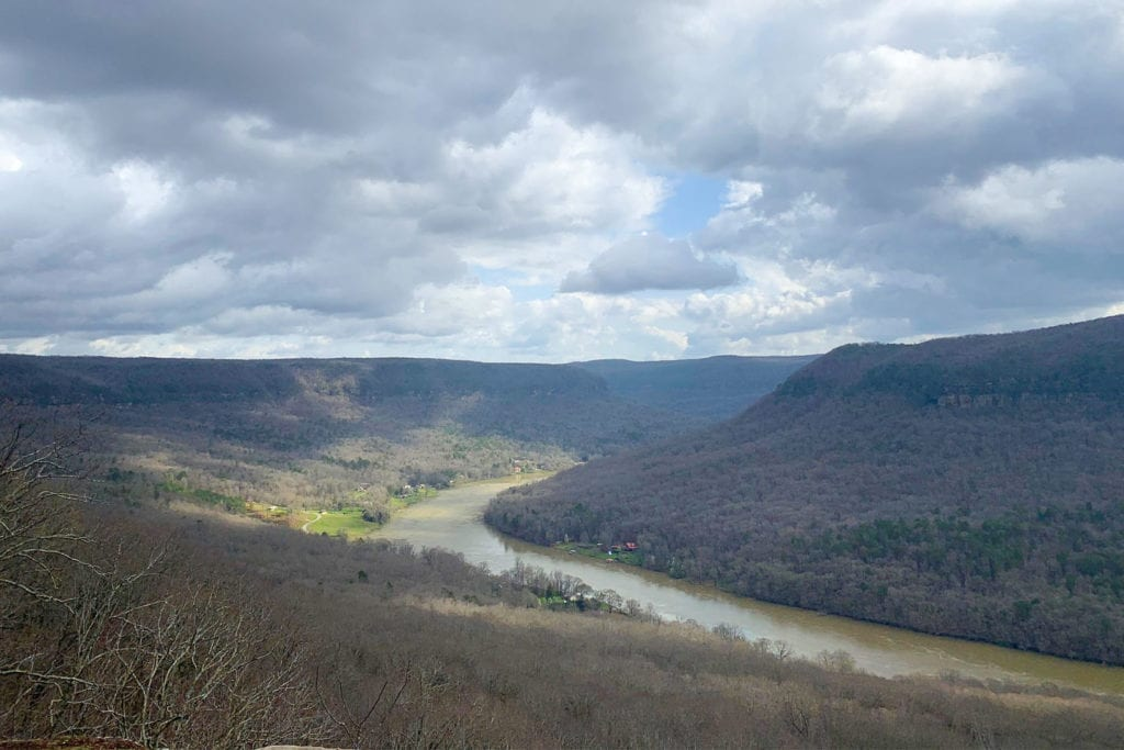 View from Snooper's Rock