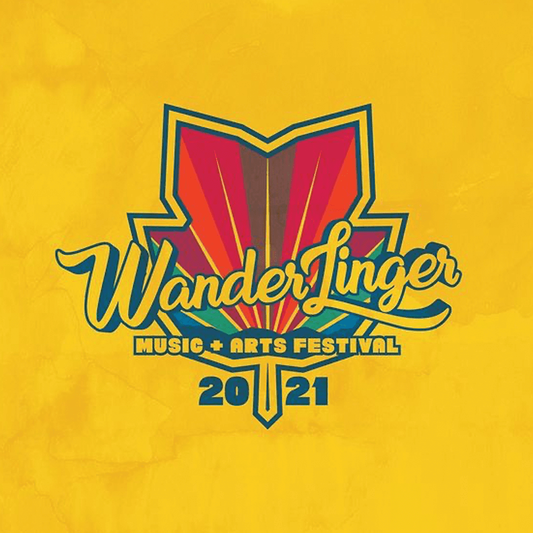 WanderLinger Music and Arts festival logo
