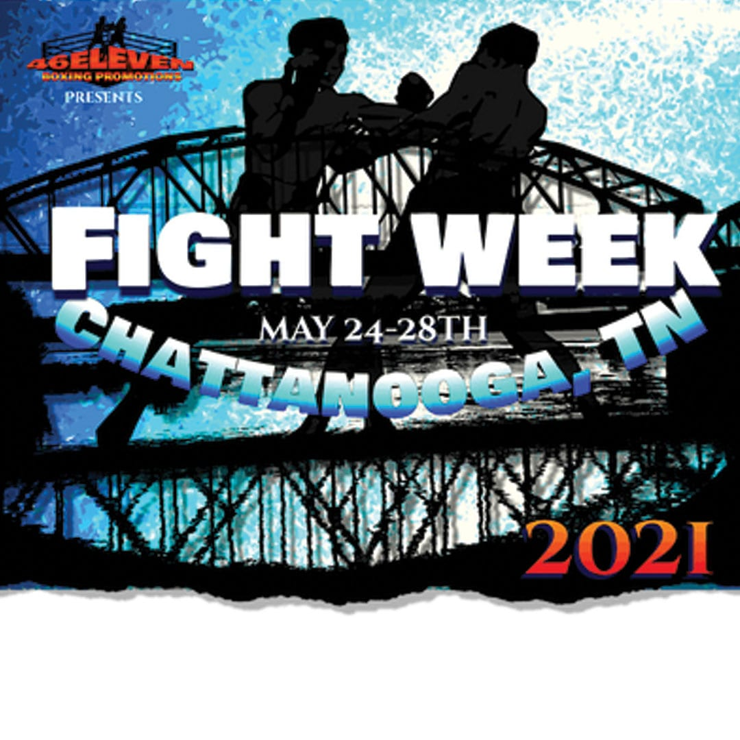 Fight Week 2021 Graphic