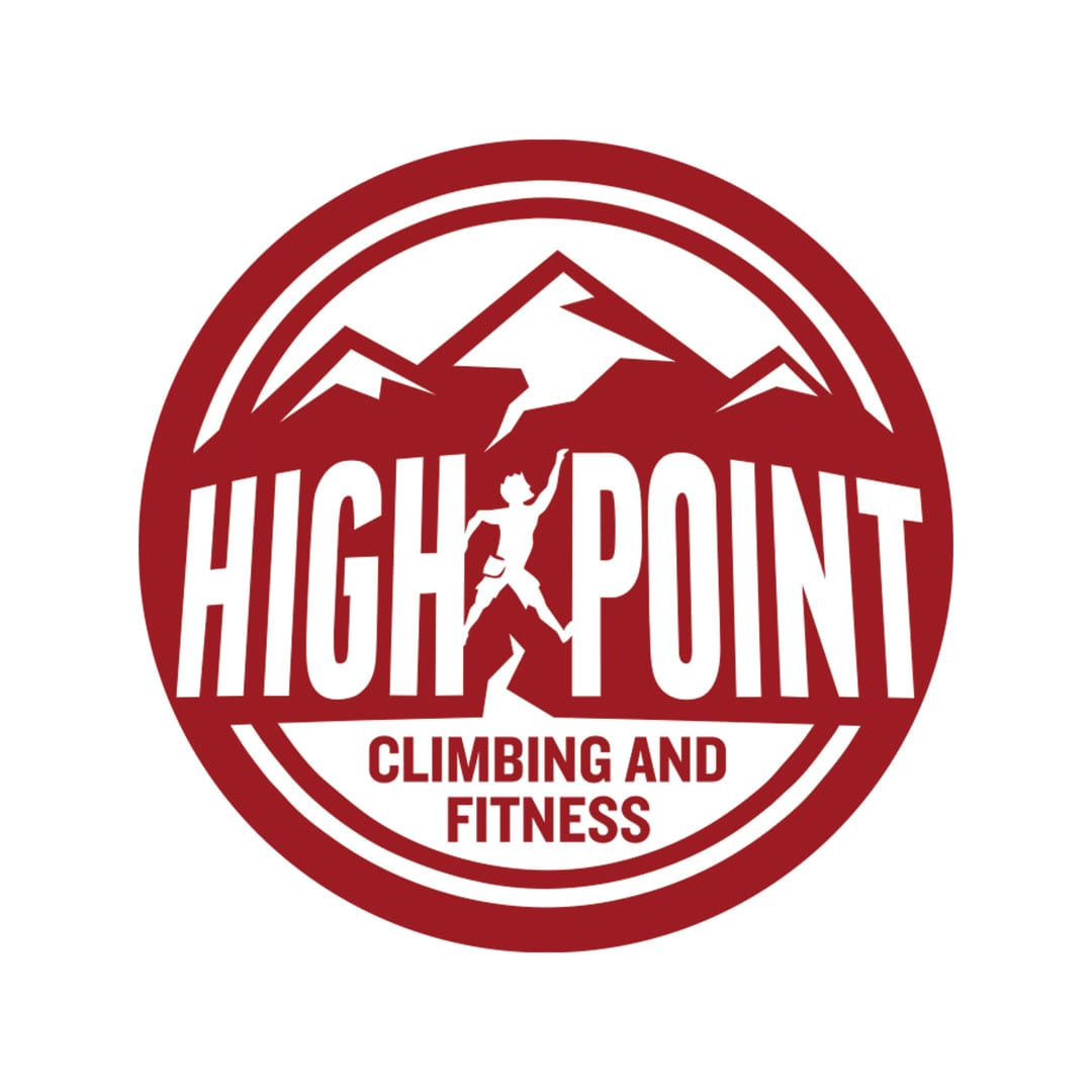 High Point Climbing and Fitness Logo