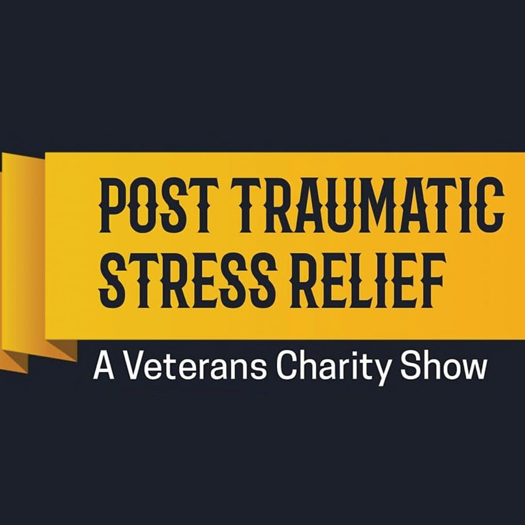 Post Traumatic Stress Relief Graphic