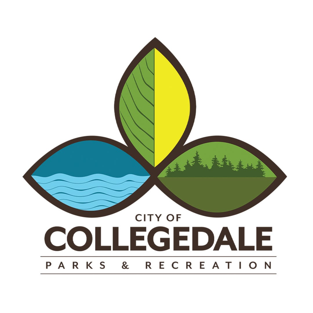 Collegedale Parks and Recreation Logo
