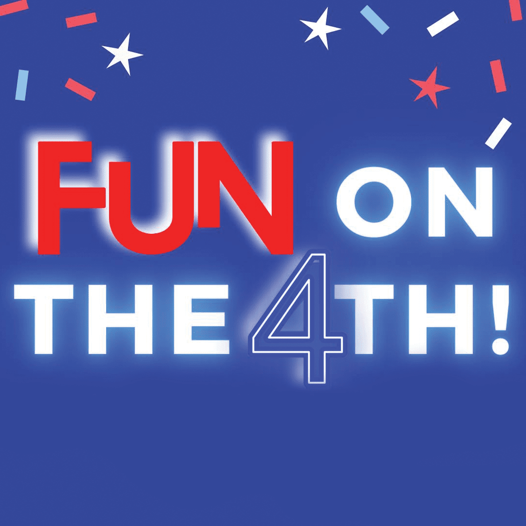 Fun on the 4th Graphic