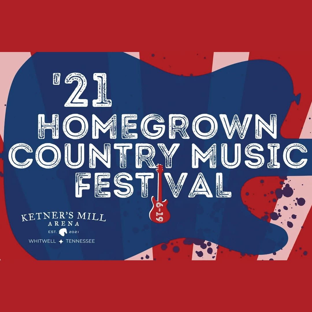 Homegrown Country Music Festival Logo
