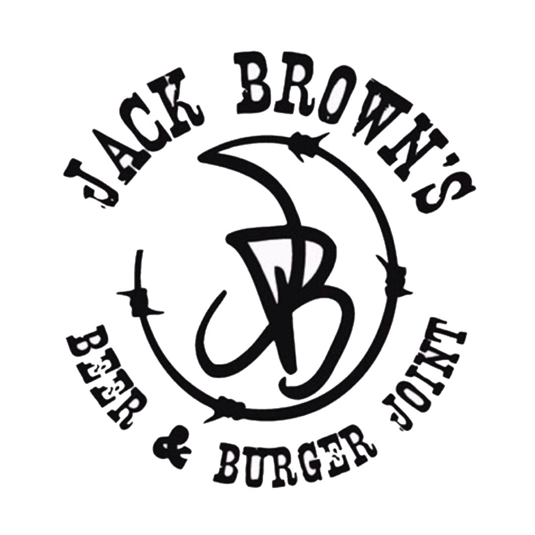 Jack Brown's Beer and Burger Joint Logo