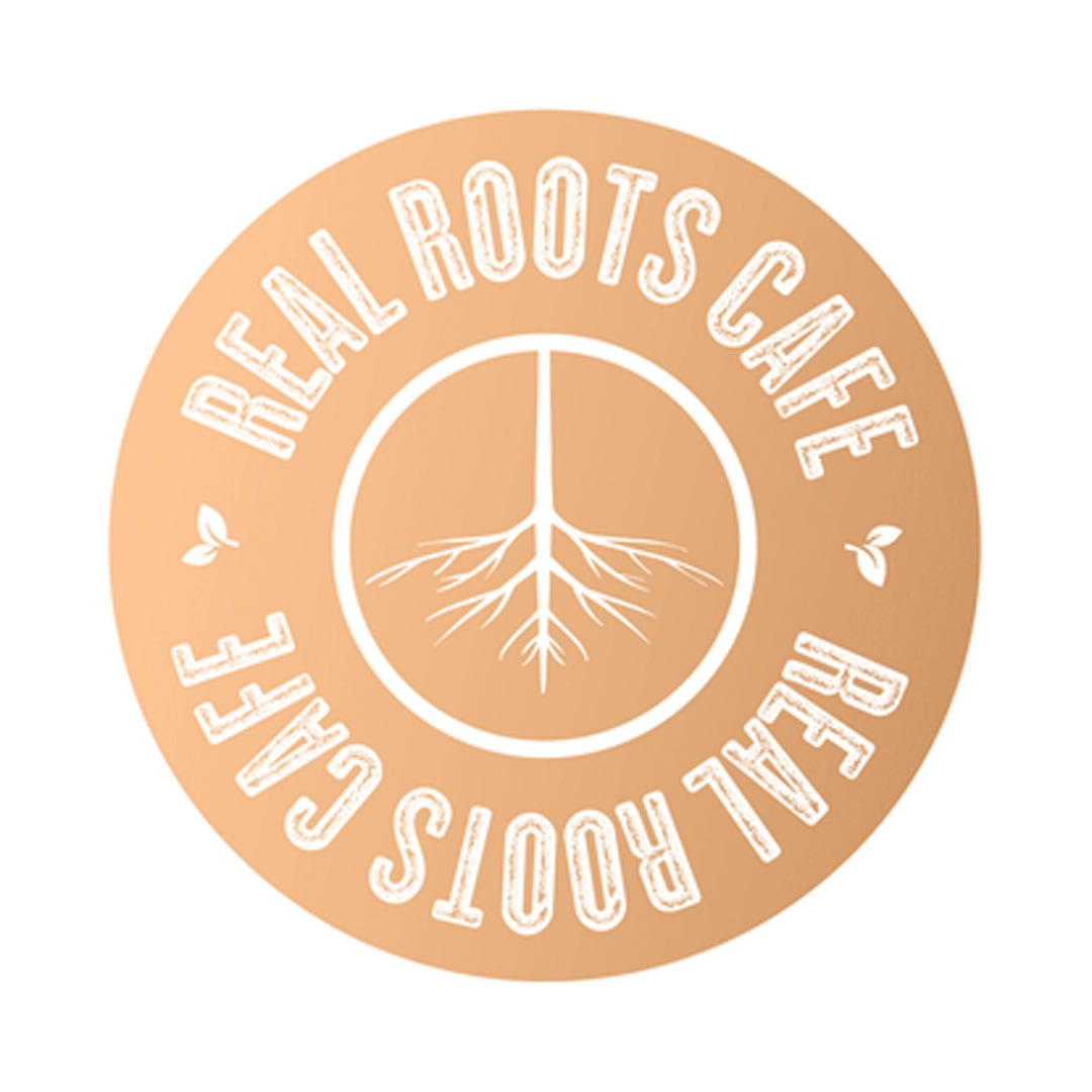 Real Roots Cafe Logo