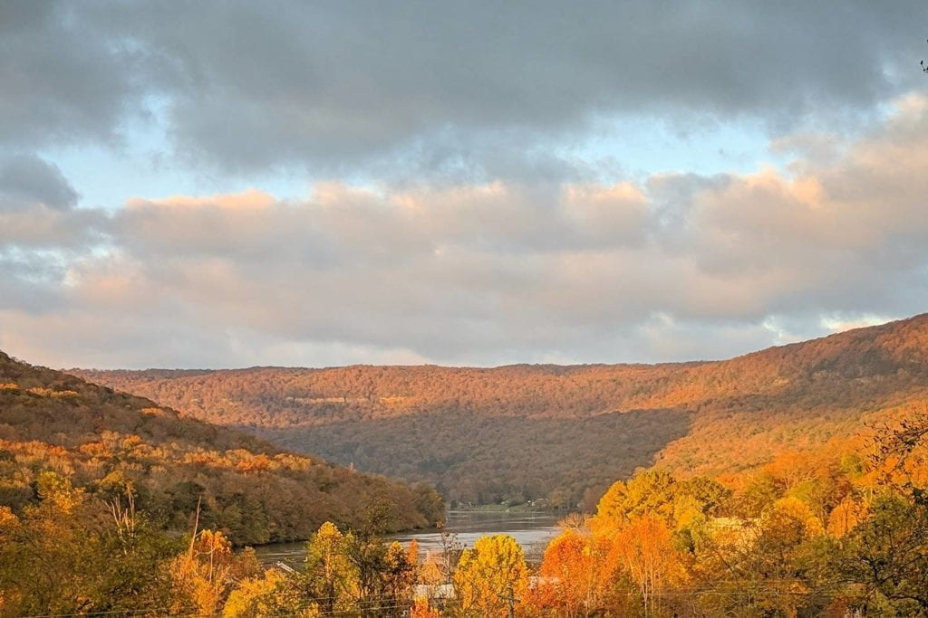 The Tennessee River Gorge