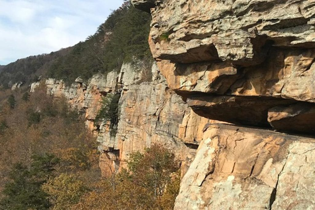 The Tennessee Wall
