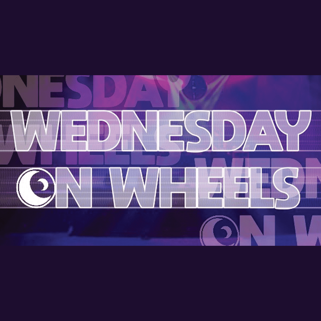 Wednesday On Wheels at the Moxy Logo