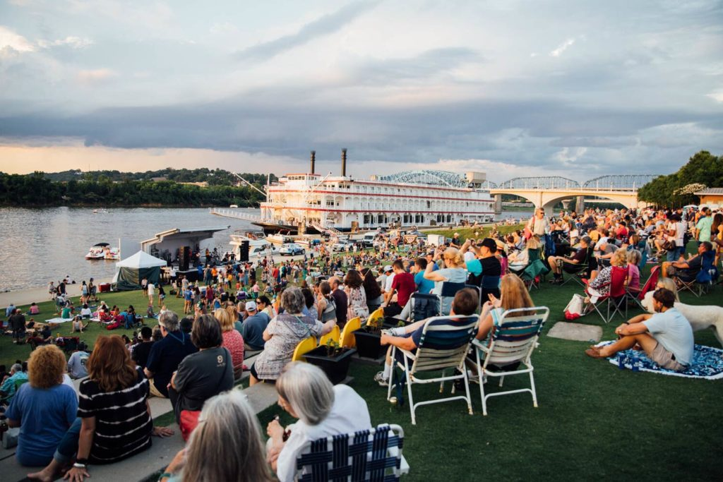 Chattanooga Riverfront Nights Concert Series