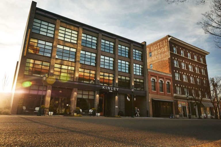 Kinley Hotel Southside Chattanooga