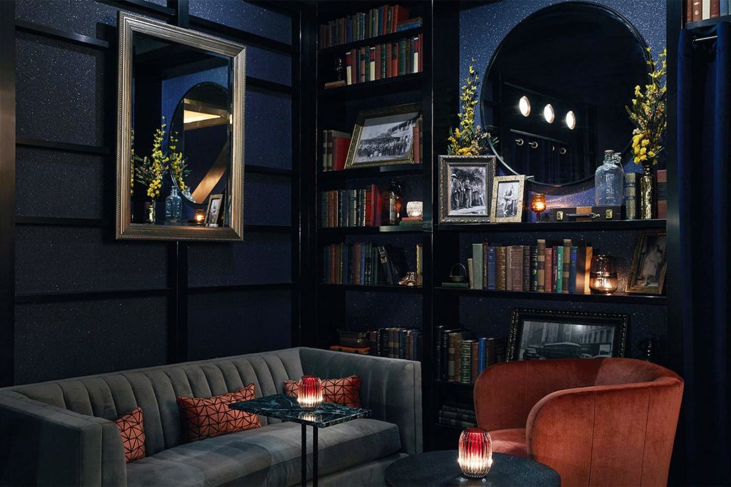 Company, the speakeasy at the Kinley Hotel in Chattanooga