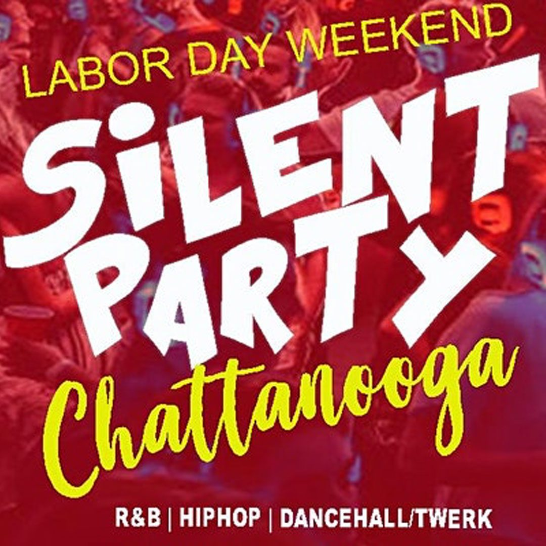 Silent Party graphic